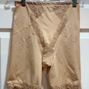 Flexees Intimates & Sleepwear - Flexees Nude High Waisted Shorts Shapewear-Medium